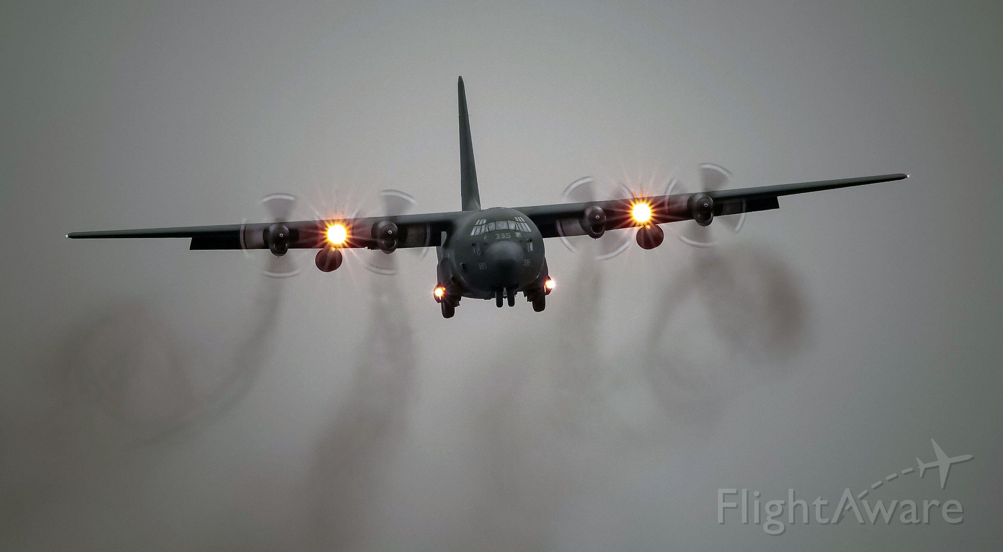 13-0335 — - Lockheed CC-130H Hercules, C/N 382-4995