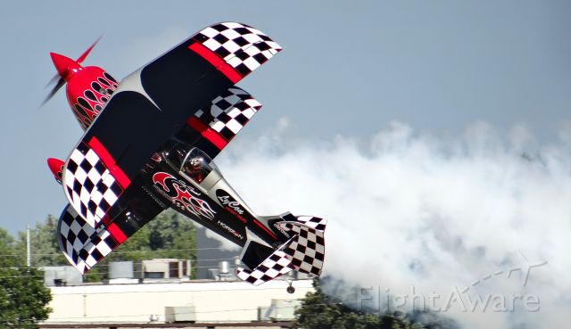 PITTS Special (S-2) (N540SS) - AirVenture 2015