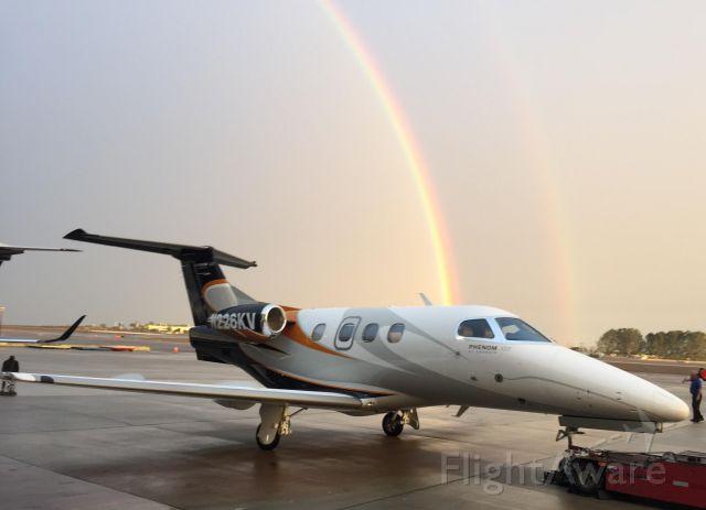 Embraer Phenom 100 (N226KV) - CRQ