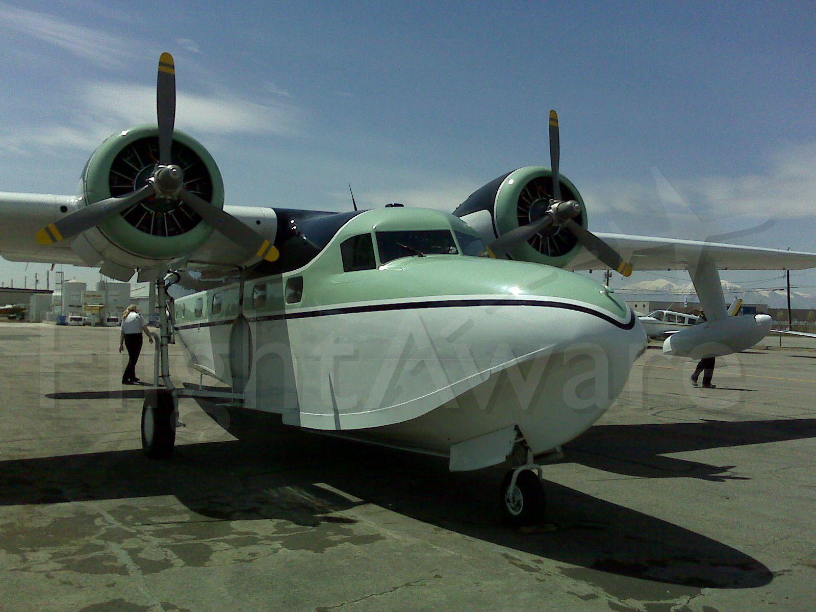 Grumman G-73 Mallard (N168WS) - Grumman Mallard