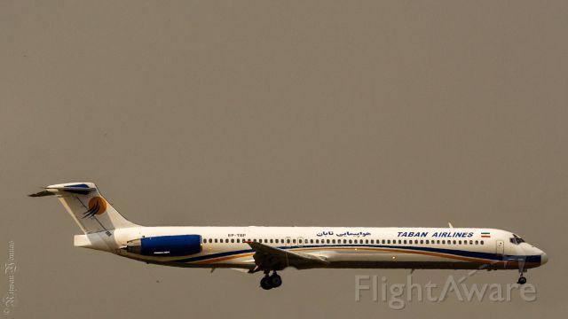 McDonnell Douglas MD-88 (EP-TBF) - McDonnell Douglas MD-88 (EP-TBF)