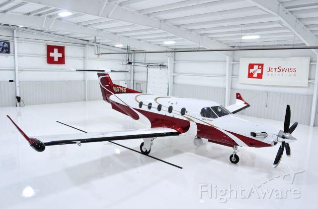 Pilatus PC-12 (N137SG)