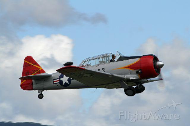 North American T-6 Texan — - Wings over Illawarra 2016 Australia