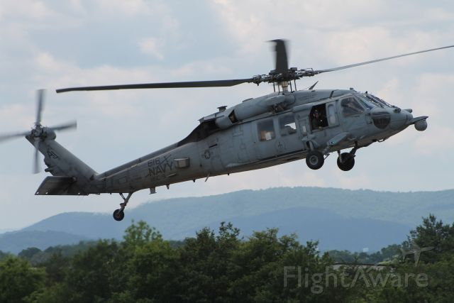 16-7888 — - US Navy.   HSC-9 from the Geo. H W Bush.