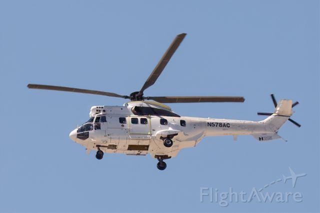 TUSAS Cougar (N578AC) - H215 on Tour of the USA