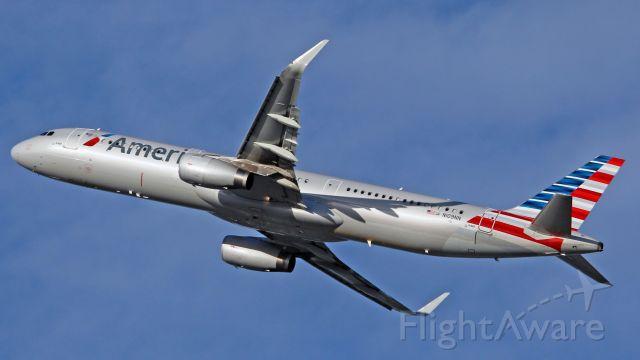 Airbus A321 (N109NN)