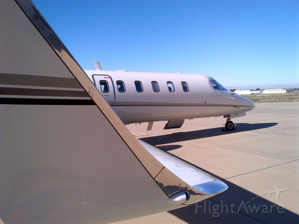 Learjet 45 (N450TJ) - Corporate Lear 45.