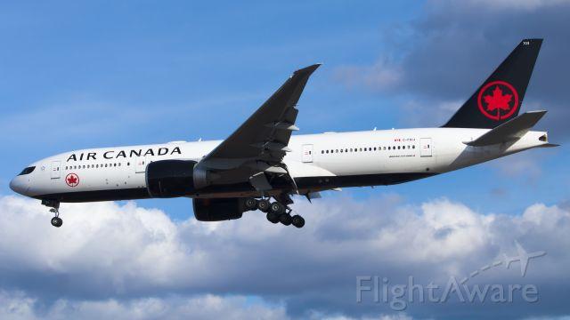 BOEING 777-200LR (C-FIUJ) - April 2019