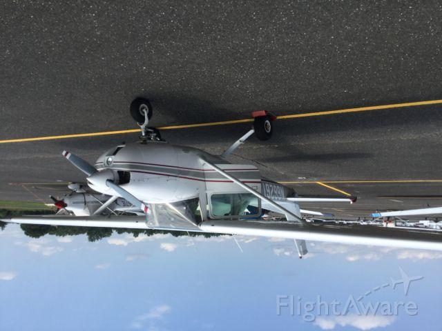 Cessna Commuter (N66261) - It's all mine!