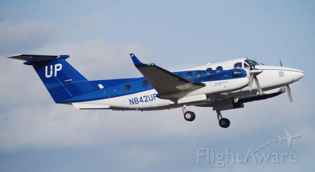 Beechcraft Super King Air 350 (N842UP)