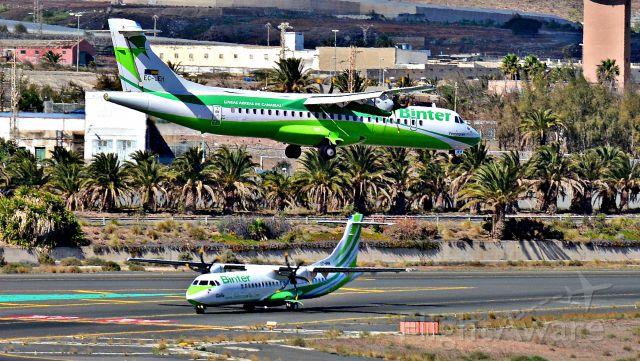 Aerospatiale ATR-42-300 (EC-JEH)