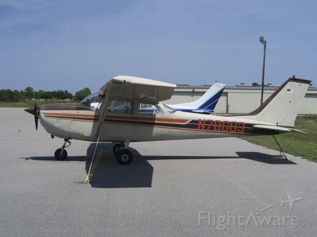 Cessna Skylane (N78603) - 22 APR 2016.