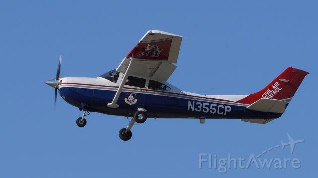 Cessna Skylane (N355CP) - Departing Runway 26