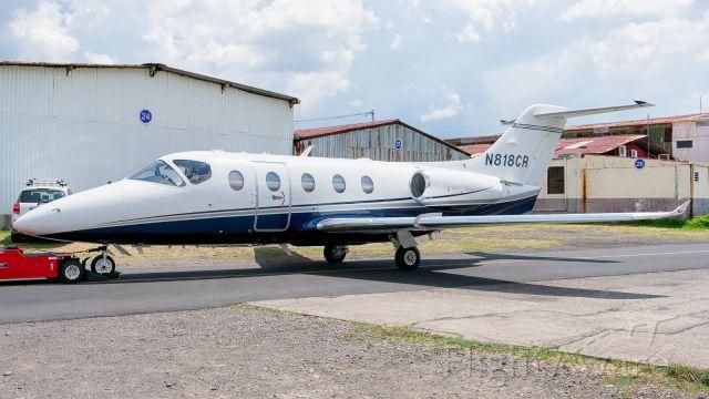 Beechcraft Beechjet (N818CR)