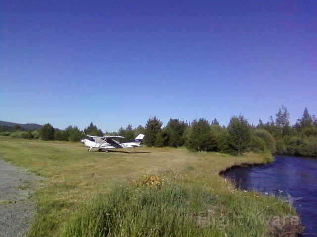 Cessna T206 Turbo Stationair (N57LB)