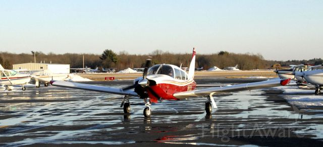 Piper Cherokee (N913FL) - Our Arrow returning home with a beautiful new paint job.