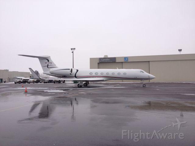 Gulfstream Aerospace Gulfstream V (VP-CTE) - Cayman Islands registration