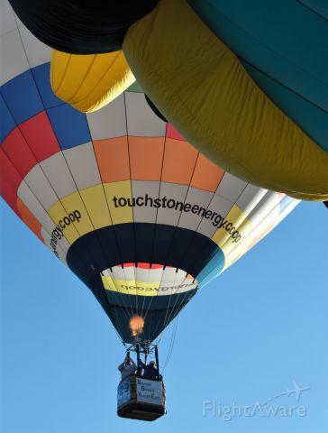 Unknown/Generic Balloon (N450TE) - 1 Nov 2008, Sierra Vista, AZ,LINDSTRAND BALLOONS 77A