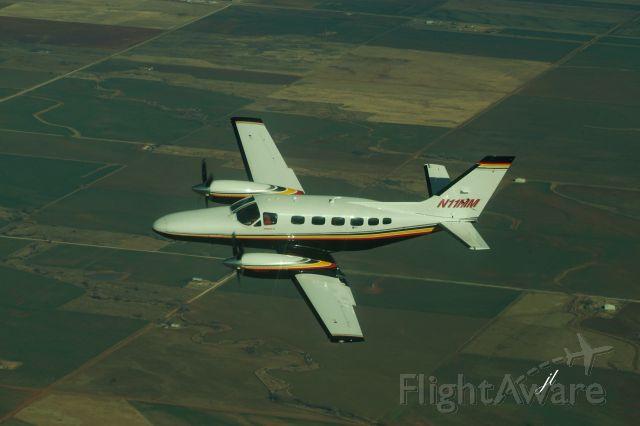 Cessna Conquest 2 (N11MM) - In flight