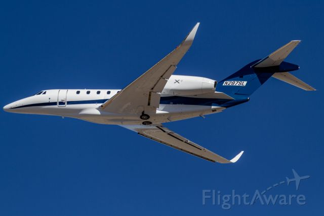 Cessna Citation X (N287SL)