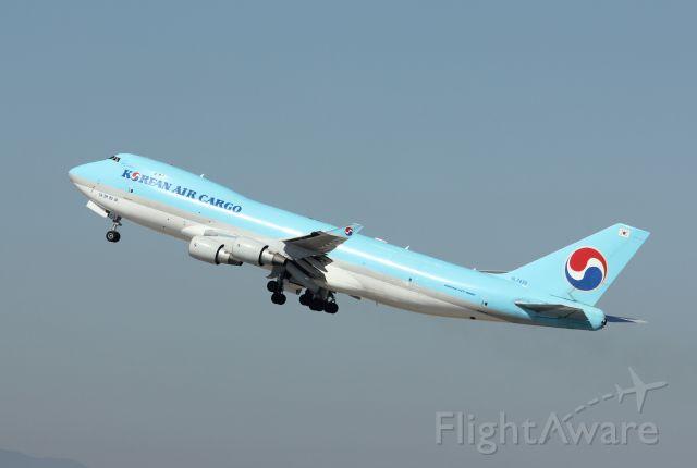 Boeing 747-400 (HL7439)