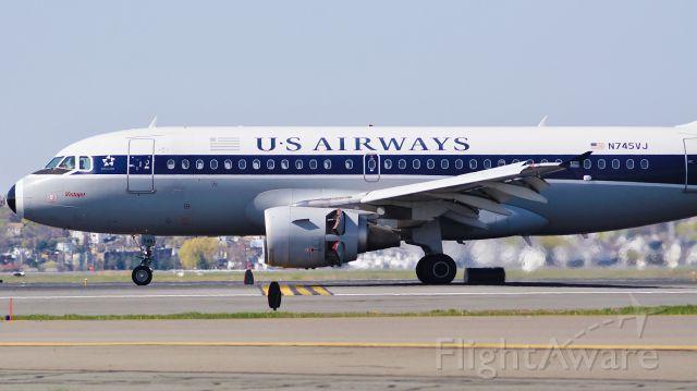 Airbus A319 (N745VJ) - Vista Jet !