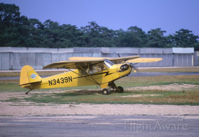 N3439N — - My first plane ride @ 13...This aircraft stil flying today...I,m now 59.
