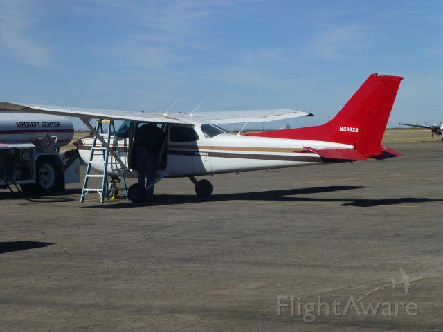 Cessna Skyhawk (N53822)