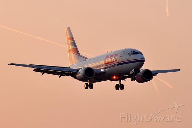 Boeing 737-500 (OK-XGA)