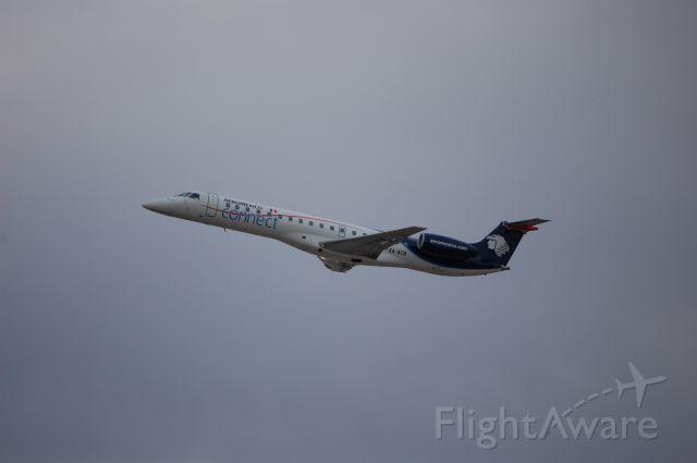 Embraer ERJ-145 (XA-ACB) - Takeoff from Phoenix