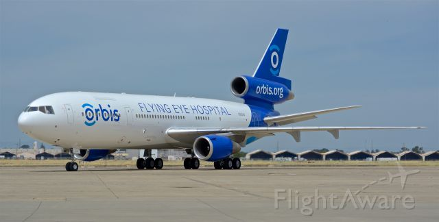 McDonnell Douglas DC-10 (N330AU) - Orbis