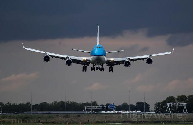 Boeing 747-400 (PH-CKC)