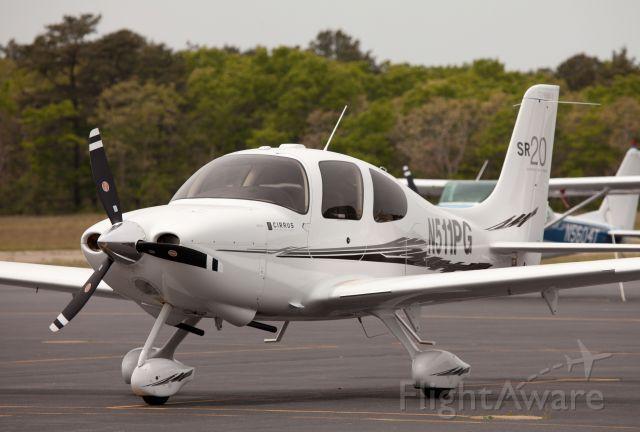 Cirrus SR-20 (N511PG)