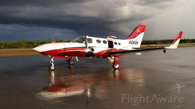 Cessna Chancellor (N58AW)