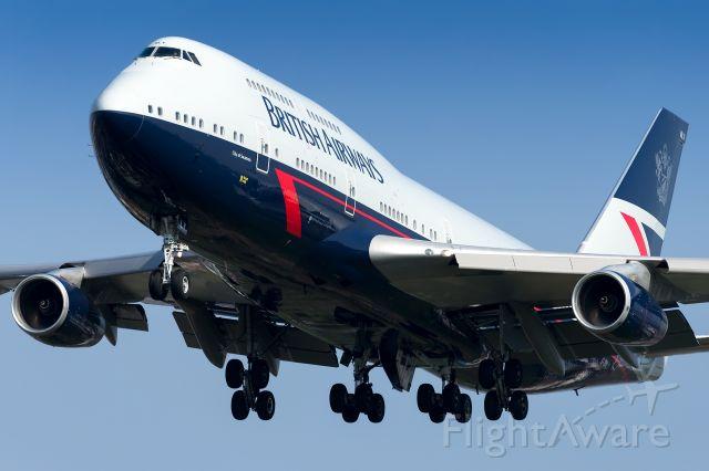 Boeing 747-200 (G-BNLY)