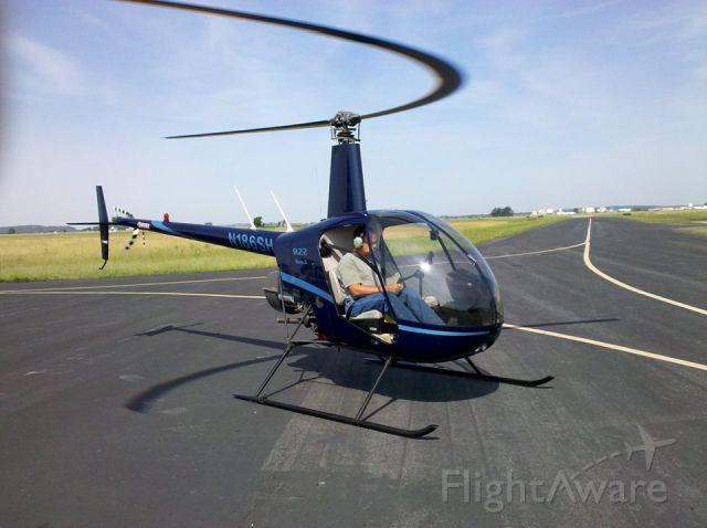N186SH — - Cool rotor effect