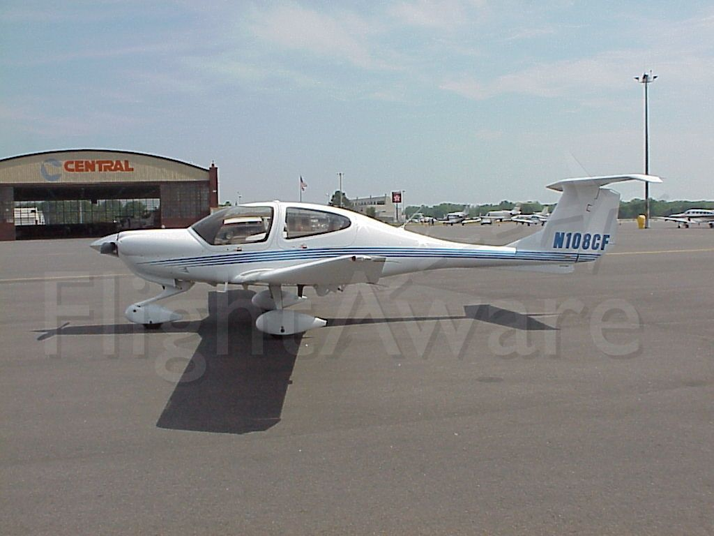 Diamond Star (N108CF) - Flight School Trainer - G1000 Panel