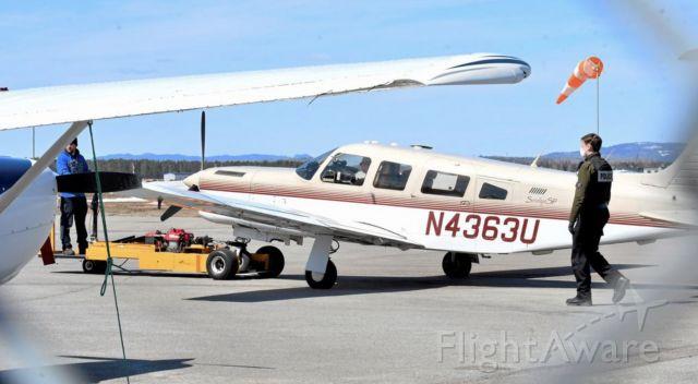 Piper Saratoga (N4363U)