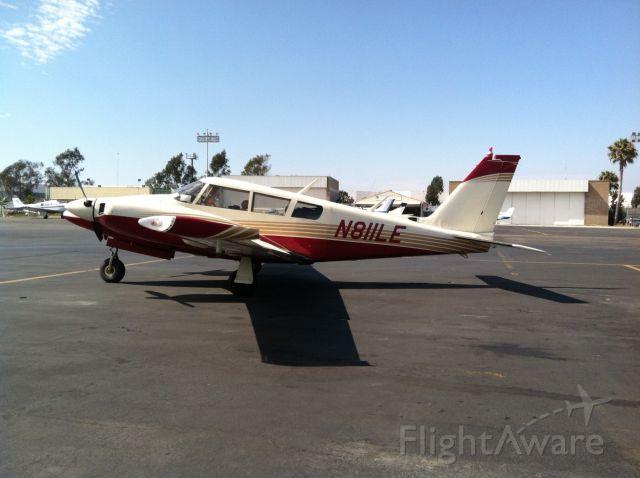 Piper PA-30 Twin Comanche (N811LE)