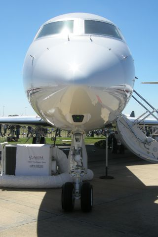 Gulfstream Aerospace Gulfstream IV (VH-MBP)