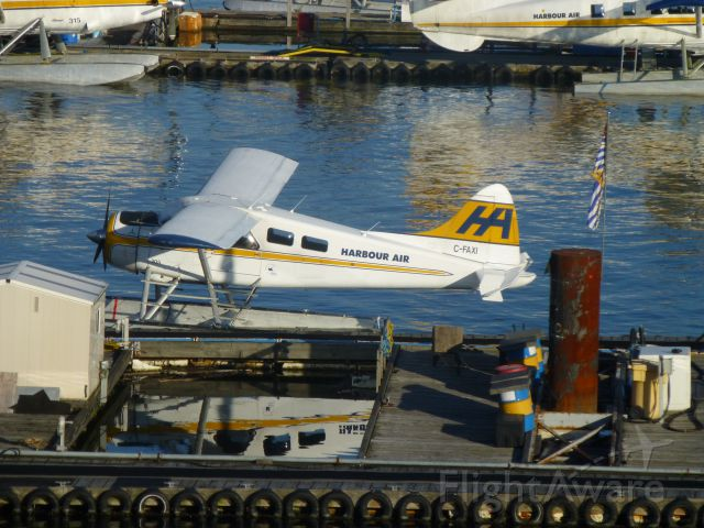 De Havilland Canada DHC-3 Otter (C-FAXI)