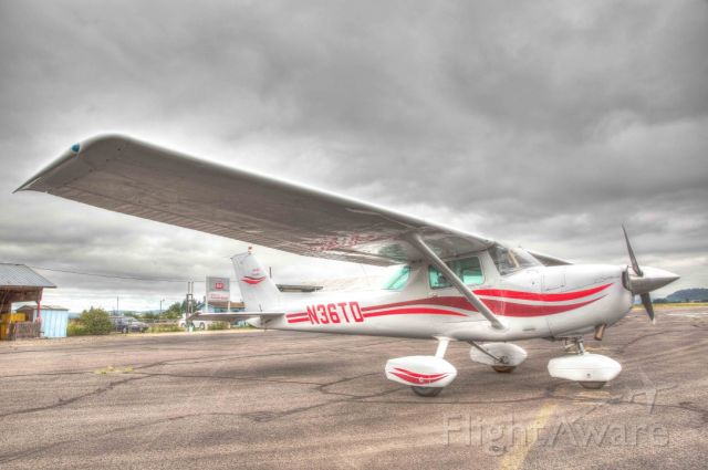 Cessna Commuter (N36TD) - 150 with 150HP Sweet