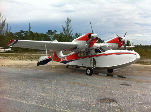 Grumman G-44 Widgeon (N744MC)