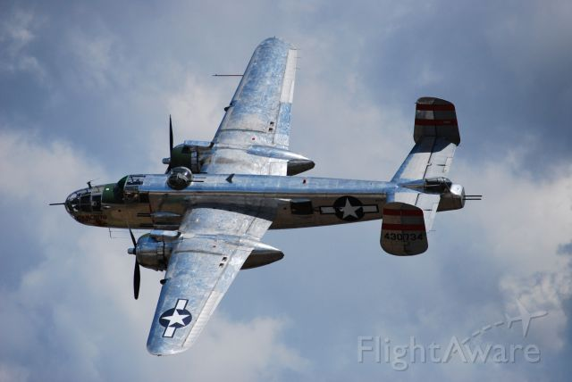 43-0734 — - SW Florida International Airshow 2009