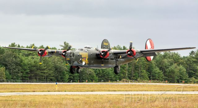 Consolidated B-24 Liberator (N224J) - September 2019 Collings Foundation at Plymouth, MA-Please click FULL when viewing