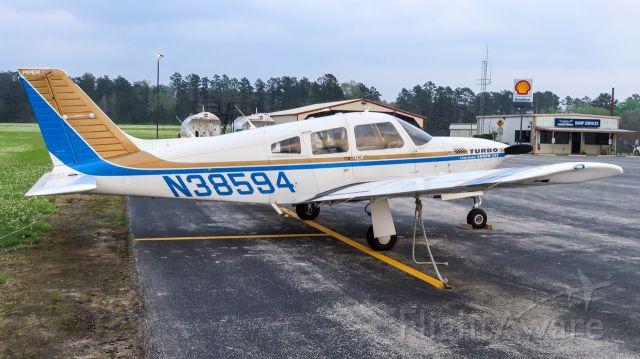 Piper Turbo Arrow 3 (N38594)