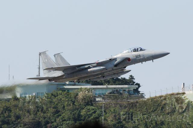 McDonnell Douglas F-15 Eagle (22-8929)