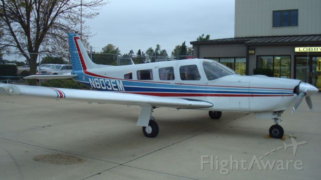 Piper Saratoga/Lance (N603EM)