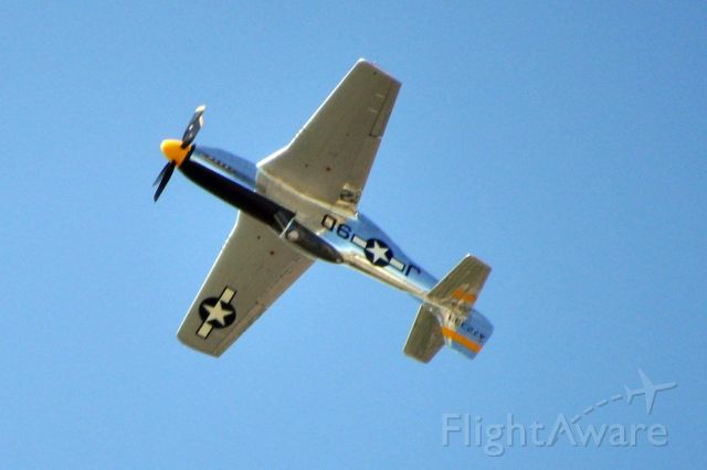 North American P-51 Mustang (NL51JC) - 2018 Alliance Airshow, Ft Worth, Texas