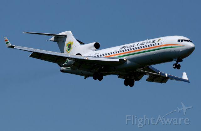 Boeing 727-100 (TU-VAO)